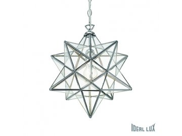 IDEAL LUX 093079 závěsné svítidlo Stella SP1 Big 1x60W E27