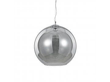 IDEAL LUX 094229 závěsné svítidlo Nemo Fume' SP1 D40 1x60W E27