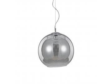 IDEAL LUX 094236 závěsné svítidlo Nemo Fume' SP1 D30 1x60W E27