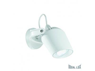 IDEAL LUX 096483 venkovní svítidlo Minitommy AP1 Bianco 1x5W GU10 IP66 3000K