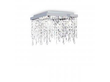 IDEAL LUX 098777 svítidlo Giada PL4 Trasparente 4x40W G9
