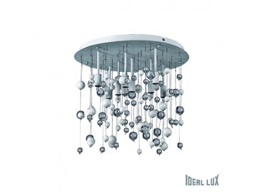 IDEAL LUX 101170 svítidlo Neve PL8 Bianco 8x40W G9