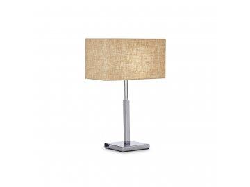IDEAL LUX 110875 stolní lampa Kronplatz TL1 1x40W G9