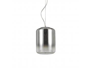 IDEAL LUX 112084 závěsné svítidlo Ken SP1 Small Cromo 1x60W E27