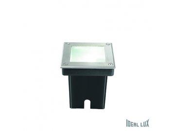 IDEAL LUX 117881 zemní zátěžové svítidlo Park PT1 Square 1x28W G9 IP65