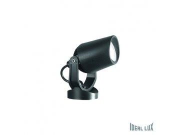 IDEAL LUX 120201 venkovní svítidlo Minitommy PT1 Nero 1x5W GU10 IP66 3000K