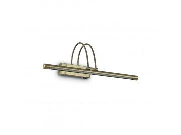 IDEAL LUX 121161 nástěnné LED svítidlo Bow AP66 Brunito 66x0,07W 4100K