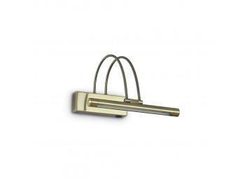 IDEAL LUX 121338 nástěnné LED svítidlo Bow AP36 Brunito 36x0,07W 4100K