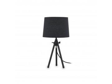 IDEAL LUX 121413 stolní lampa York TL1 Small Nero 1x60W E27