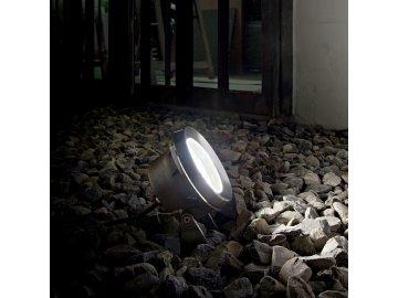 IDEAL LUX 121970 zahradní LED svítidlo Krypton PT6 6x1W IP65 4000K
