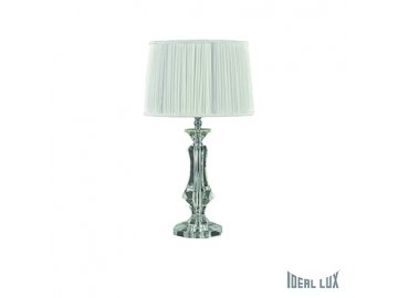 IDEAL LUX 122885 stolní lampa Kate 2 TL1 Round 1x60W E27