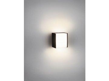 PHILIPS 17302/30/16 venkovní nástěnné LED svítidlo Macaw 1x3,5W IP44 2700K