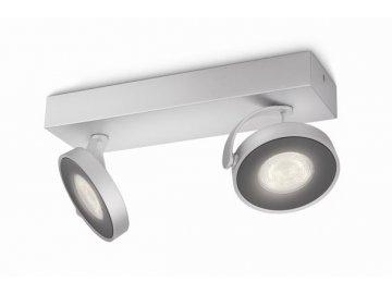 PHILIPS 53172/48/16 LED svítidlo Clockwork 2x4,5W 2700K