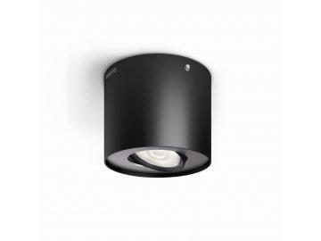PHILIPS 53300/30/16 bodové stropní LED svítidlo Phase 1x4,5W 2700K