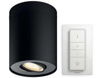 PHILIPS HUE 56330/30/P7 bodové LED svítidlo Pillar 1x5,5W 2200-6500K