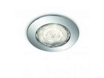 PHILIPS 59005/11/P0 zápustné bodové LED svítidlo Dreamness 1x4,5W IP65 2700K