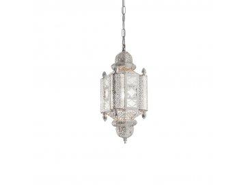 IDEAL LUX 138343 závěsné svítidlo Nawa 2 SP1 1x60W E27