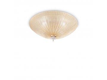 IDEAL LUX 140179 stropní svítidlo Shell PL3 3x60W E27
