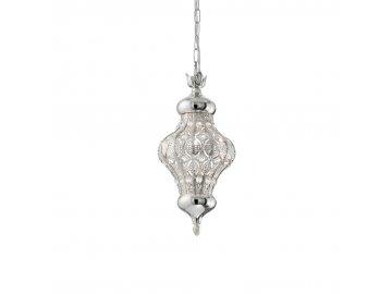 IDEAL LUX 140827 závěsný lustr Nawa 3 SP1 1x60W E27
