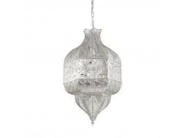 IDEAL LUX 141954 závěsný lustr Nawa 1 SP8 8x60W E27