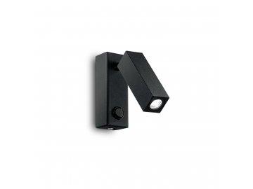 IDEAL LUX 142241 nástěnné bodové LED svítidlo Page AP1 1x3W 2700K