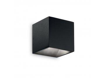 IDEAL LUX 142302 venkovní nástěnné LED svítidlo Rubik AP1 1x6W IP44 2700K