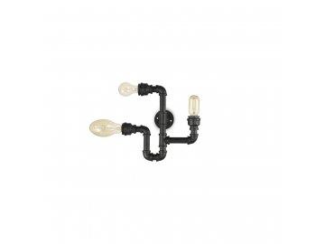 IDEAL LUX 142517 nástěnné svítidlo Plumber AP3 3x42W E27