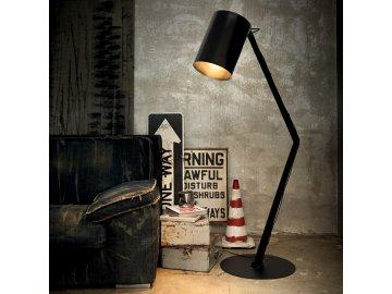 IDEAL LUX 144849 stojací lampa Bin PT1 1x42W E27