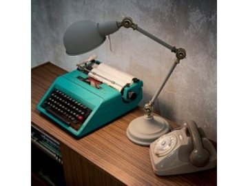 IDEAL LUX 145204 stolní lampa Truman TL1 1x60W E27