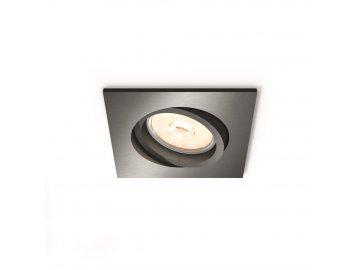 PHILIPS 50401/99/PN bodové podhledové LED svítidlo Donegal 1x5,5W GU10