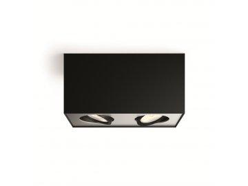 PHILIPS 50492/30/P0 bodové LED svítidlo Box 2x3,5W 2200-2700K
