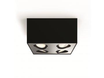 PHILIPS 50494/30/P0 bodové LED svítidlo Box 4x3,5W 2200-2700K