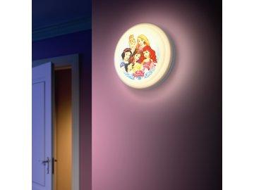 Dětské LED svítidlo Philips Princess 71884/28/P0