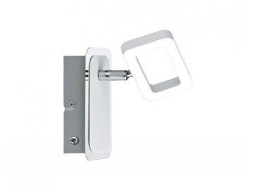 Spotové svítidlo Frame LED bílá / chrom vč.zdroje 1x4,5W - PAULMANN P 66638