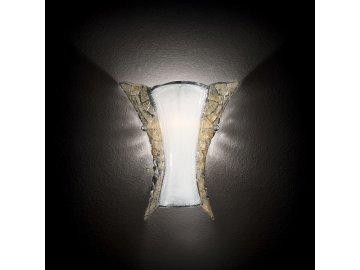 IDEAL LUX 002903 nástěnné svítidlo Ape AP1 Big 1x60W E27