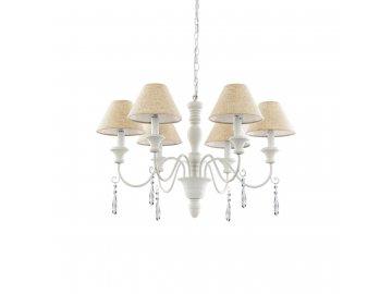 IDEAL LUX 003399 lustr Provence SP6 6x40W E14