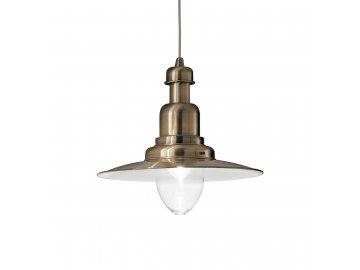 IDEAL LUX 005041 závěsné svítidlo Fiordi SP1 Big Brunito 1x60W E27