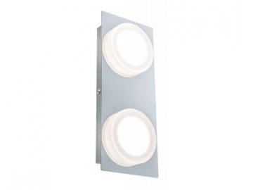 Nástěnné svítidlo LED Doradus IP23 2x5W chrom - PAULMANN P 70883