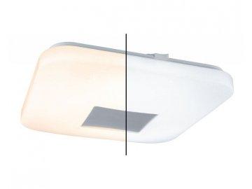 PAULMANN - Stropní svítidlo Costella LED hranaté 16W bílá hvězdné nebe, P 70902