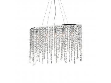 IDEAL LUX 008363 závěsné svítidlo Rain SP5 5x40W E14