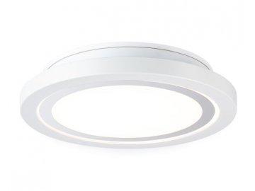 Přisazený panel Premium Line IP44 11,5W, 2700K, 630lm LED bílá matná, teplá bílá - PAULMANN P 92792