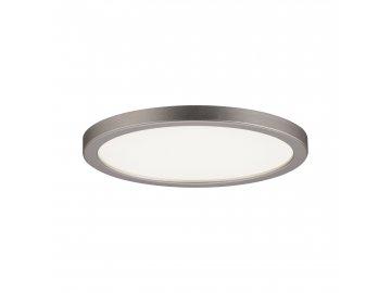 PAULMANN - LED vestavné svítidlo Areo IP44 kruhové 120mm 8W nikl mat stmívatelné, P 92936