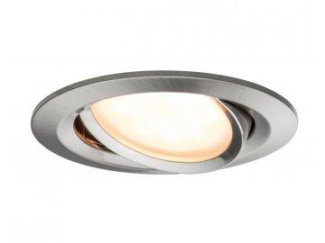 SmartHome LED Zápustné svítidlo Coin 6W železo 2000-2700K 3ks - PAULMANN P 93937