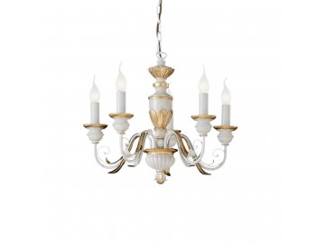 IDEAL LUX 012865 lustr Firenze SP5 5x40W E14