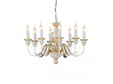 IDEAL LUX 012872 lustr Firenze SP8 8x40W E14