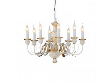 IDEAL LUX 012872 lustr Firenze SP8 8x40W E14