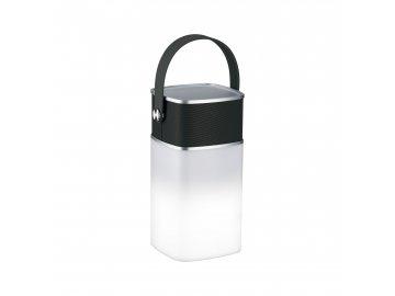 Mobilní stolní lampa Clutch Power Sound IP44 stmívatelné, na baterie - PAULMANN P 94211