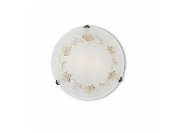 IDEAL LUX 013800 svítidlo FOGLIA PL2 D40 2x60W E27