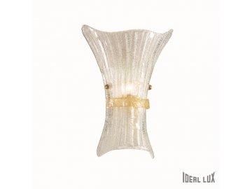 IDEAL LUX 014630 nástěnné svítidlo Fiocco AP1 Big 1x60W E27