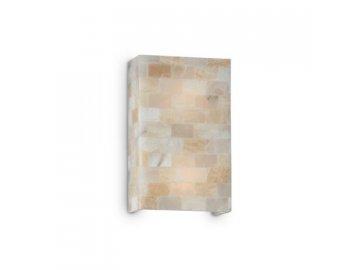 IDEAL LUX 015118 nástěnné svítidlo Scacchi AP2 2x60W E27